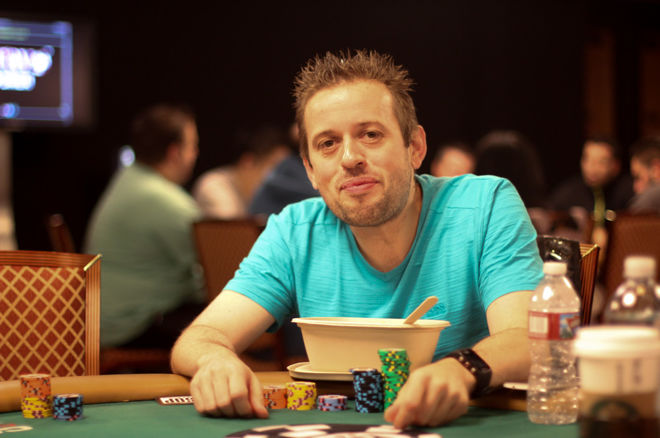 Kenny Hallaert WSOP