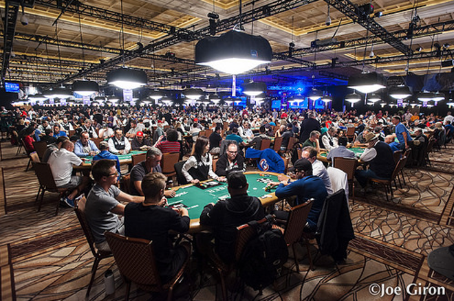 WSOP Main Event 2016