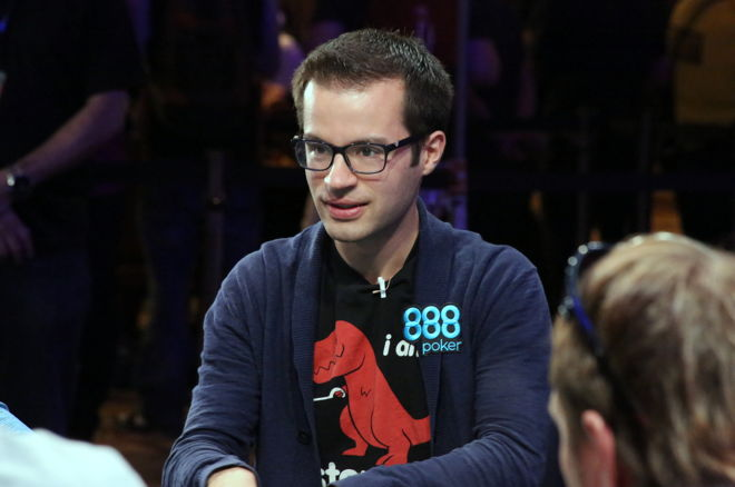Michael Niwinski Making a Name for Himself in the 2016 WSOP Main Event 0001