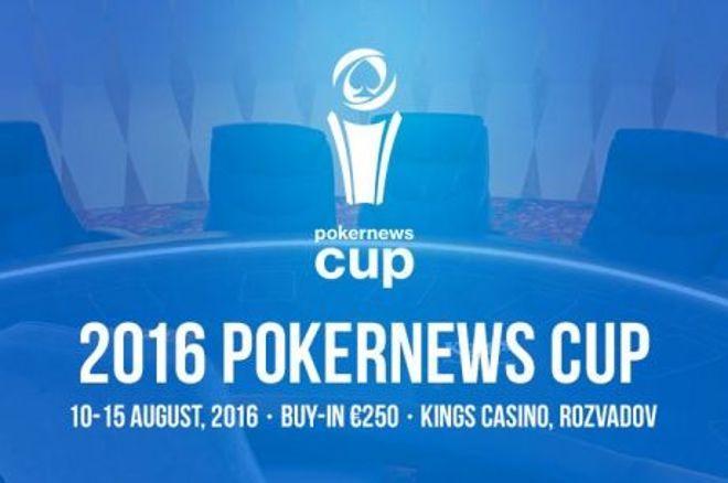 """Šį vakarą - antrasis satelitas į """"PokerNews Cup 2016"""" 0001"""