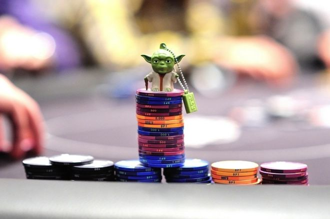 What You Do and Don't Control in Poker, and Why It Matters