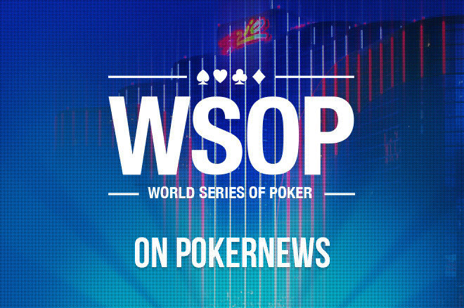 2016 World Series of Poker WSOP Main Event