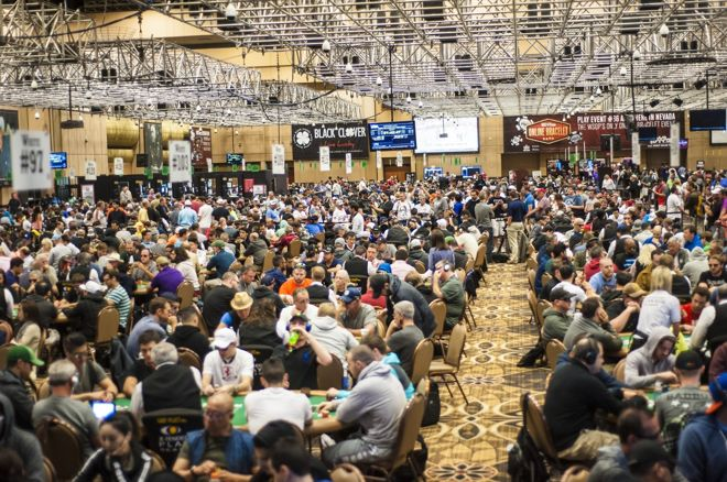 World Series of Poker, 2016 WSOP