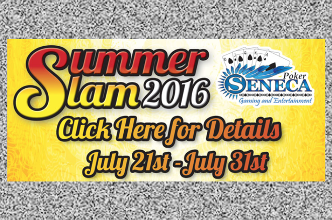 2016 Seneca Summer Slam