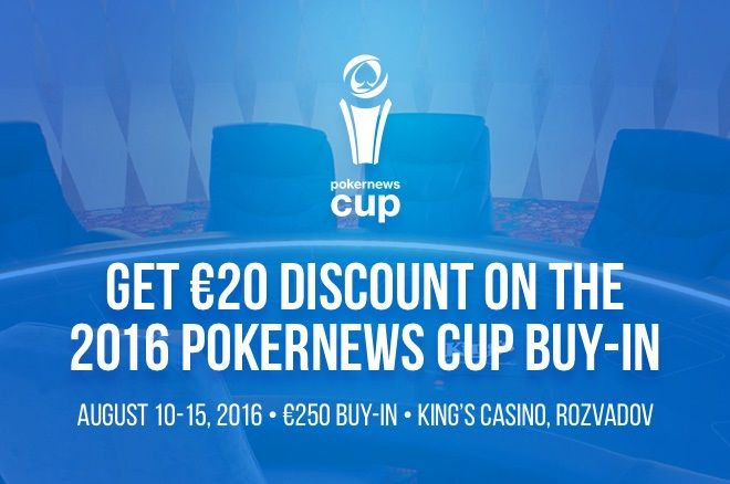 PokerNews Cup Main Event Challenge