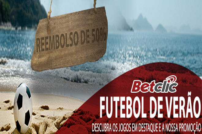 Futebol de Verão na Betclic: Reembolso nos jogos sem golos ao intervalo 0001
