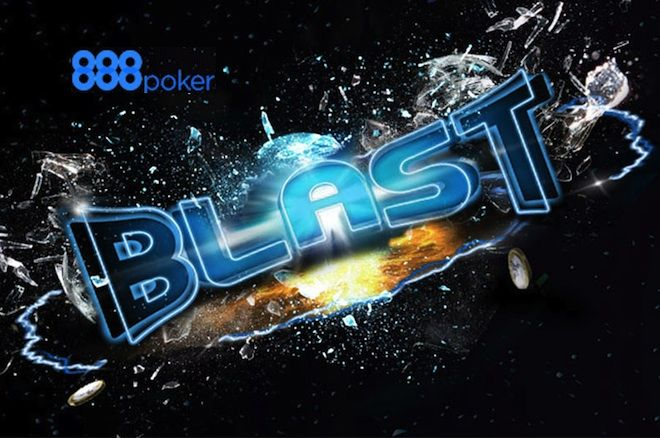 888poker's BLAST