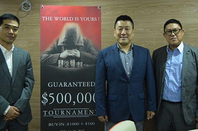 Poker Regressa à China com $500k GTD no Asian Poker League em Pequim 0001