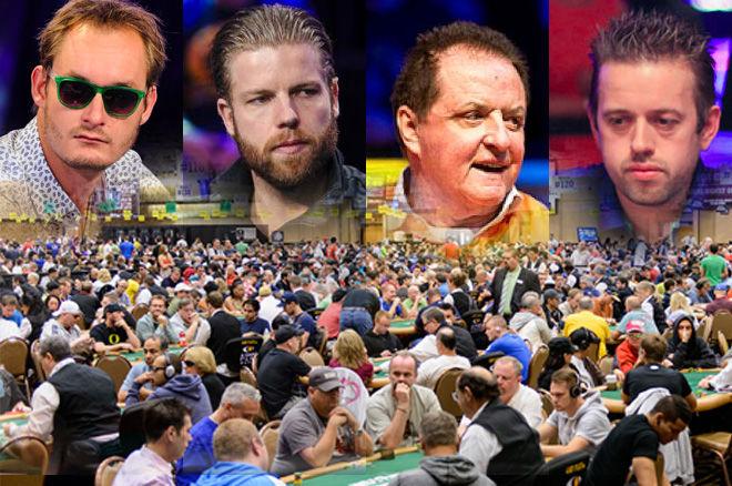 Opinie: diepe runs maskeren teruglopende groep Nederlanders en Belgen op de WSOP