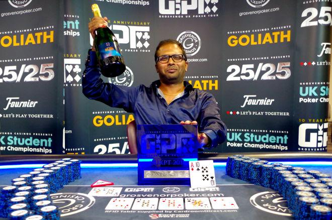 Vamshi Vandanapu -- poker