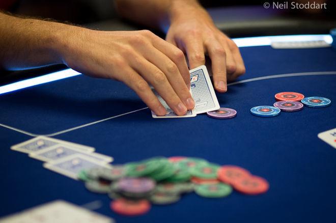 no check-raising Stud Poker Strategy