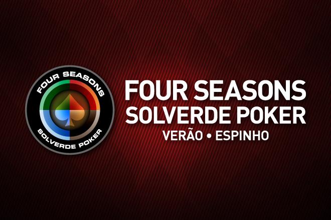four seasons solverde poker verão