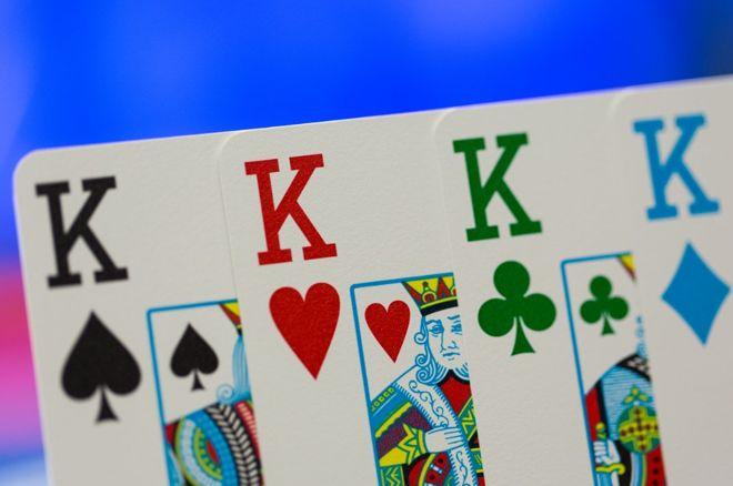 vier-kleuren-deck poker
