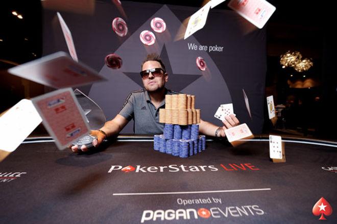 Francesco Elefante gana el PokerStars IPT San Vincent 0001