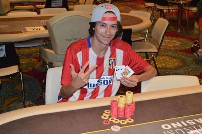 ECE Platinum Poker Cup : En plein rush, Gapdi signe un triplé live 0001