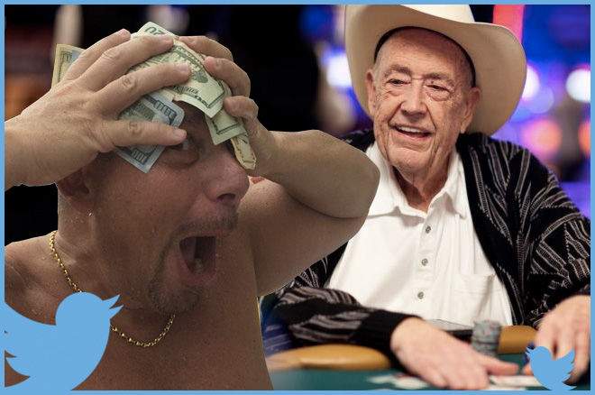 Will Failla, Doyle Brunson