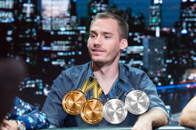 Justin Bonomo WSOP Poker