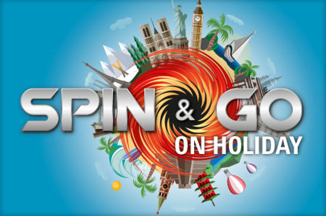 PokerStars Spin & Go on Holiday