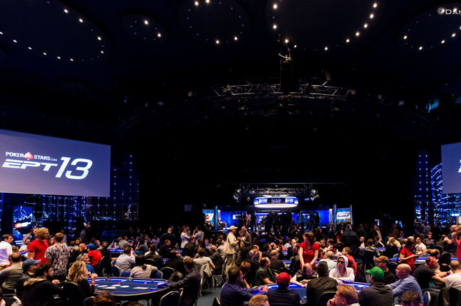 старт European Poker Tour