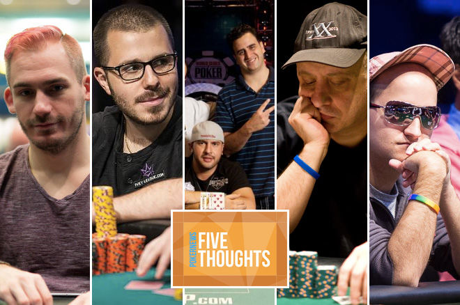 Five Thoughts: The 2016 WSOP's Most Memorable Performances, Outside of the Unforgettable 0001