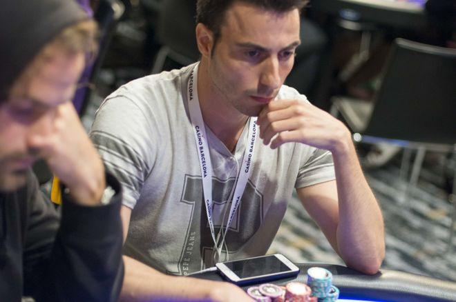 El Día 1b del Estrellas Poker Tour Barcelona 2016 terminó con un español como líder 0001