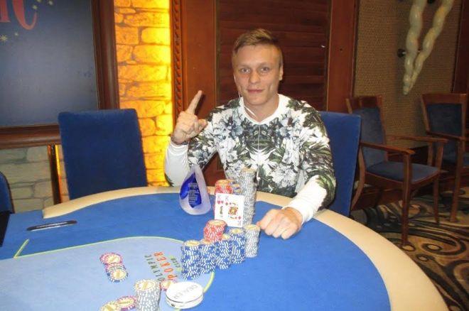 """""""Olympic Summer Festival"""": brangiausią šalutinį turnyrą laimėjo Justas Sereičikas 0001"""