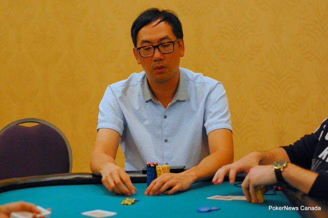 2016 Summer Super Stack Main Event Begins; Raymond Trieu Leads Day 1a 0001