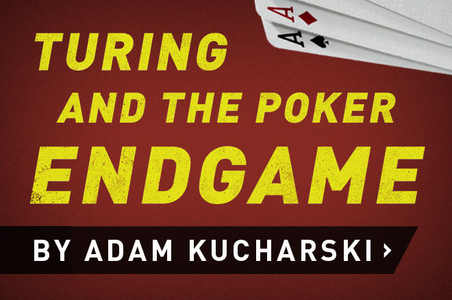 Adam Kucharski - poker