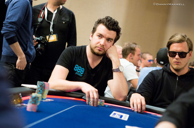 An In-depth Profile on 888Poker Ambassador Chris Moornan | PokerNews
