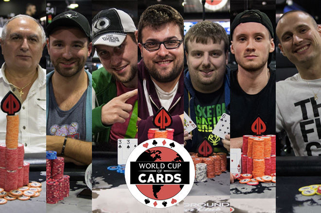 World Cup of Cards winners