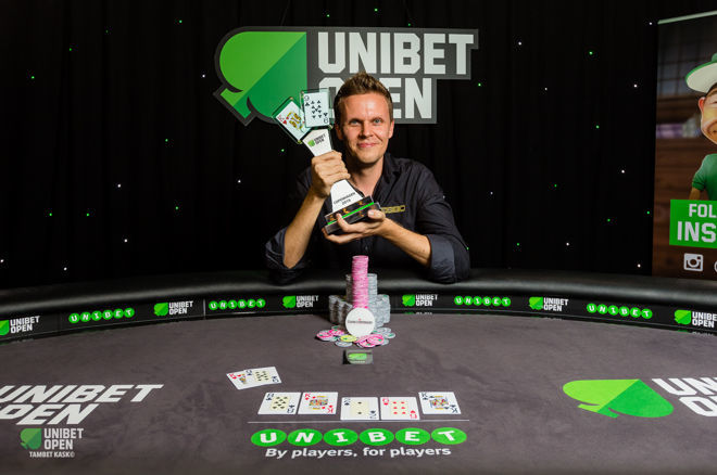 """""""Unibet Open"""" Kopenhagos etapą laimėjo suomis, tarp prizininkų - vienas lietuvis 0001"""