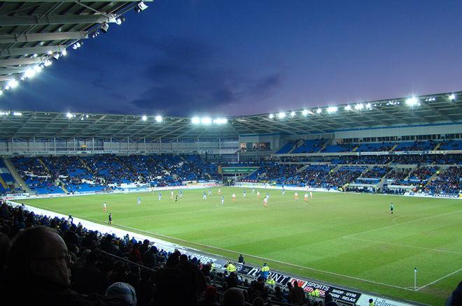 Cardiff City Stadium -- poker