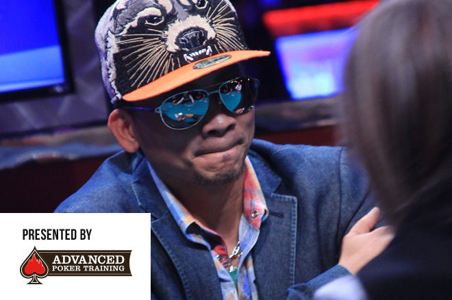 Qui Nguyen -- World Series of Poker