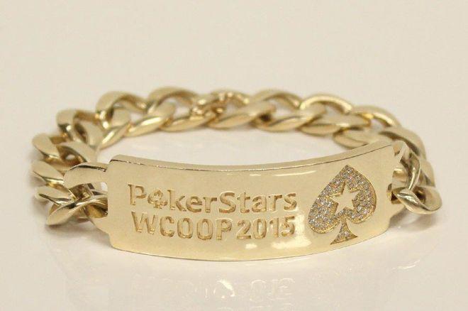 WCOOP bracelet