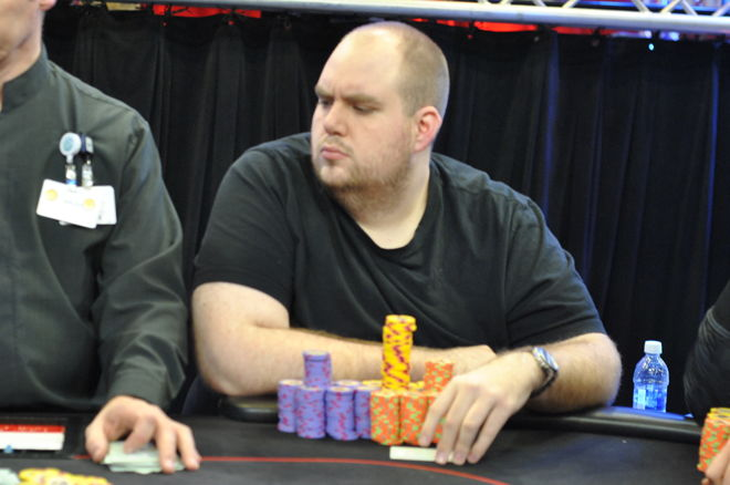 Winstar River Poker Series: Coleman Seeking a Repeat After Bagging Day 1c Lead 0001