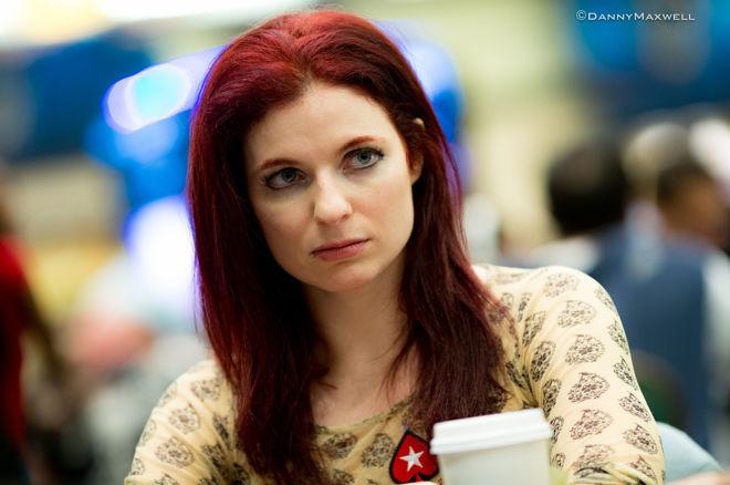 Jen Shahade -- poker