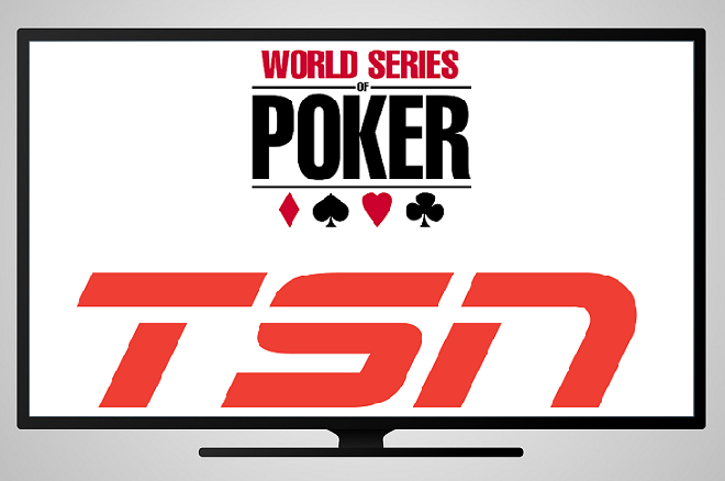 2016 WSOP on TSN in Canada
