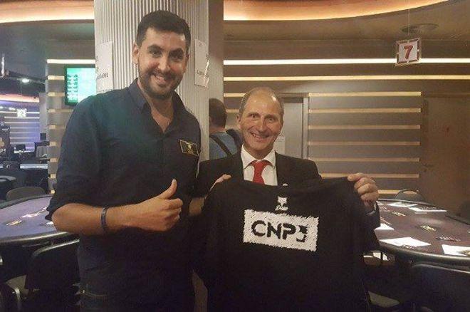 Emilio Beldarrain toma ventaja en el CNP Bilbao 2016 0001