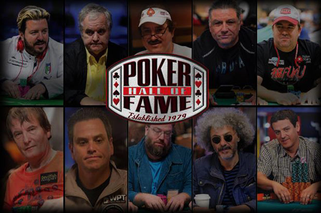2016 Poker Hall of Fame