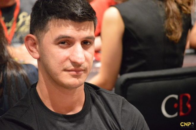 Mladen Ivanov quiere el título del Circuito Nacional Poker Bilbao 2016 0001