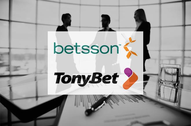 Betsson купува TonyBet за €4 милиона 0001