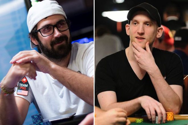 Jason Mercier and Jason Somerville