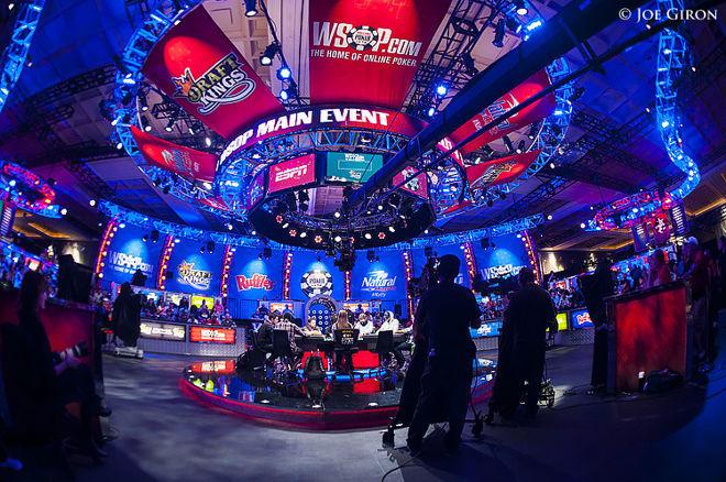 WSOP 2016  na tv