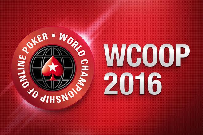 """WCOOP 2016 - Recap Dag 21: Erik """"Popiedejopie"""" van den Berg runner-up in Event #69 voor $66.511,79"""
