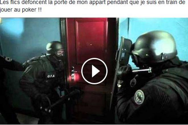 Twitch yoh viral se fait contr ler par la police en for Chaise yoh viral