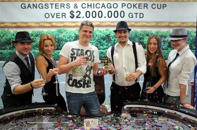 """""""Merit"""" pokerio serijoje Gytis Bernatavičius laimėjo 137,000 dolerių! 0001"""