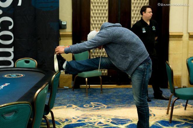 Price elasticity of gambling