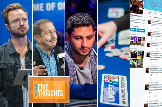 Five Thoughts: The GPL's Marketing Fail, ESPN's Stale Jokes and the End of the UKIPT 0001