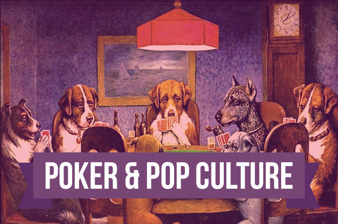 a8b50e74186 Poker   Pop Culture  Cassius M. Coolidge s Dogs Playing Poker ...