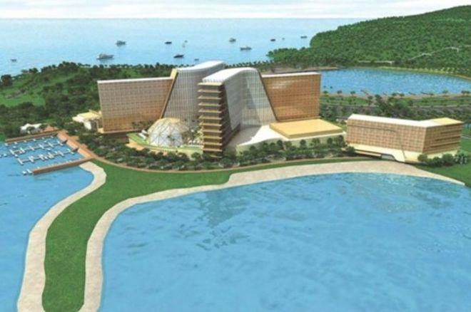 NagaCorp Planned Casino